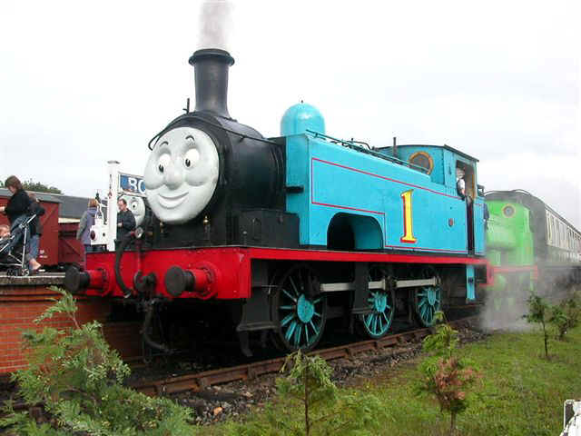 that Thomas the Train had