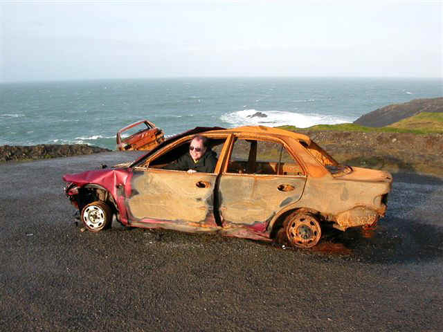 what will happen to the grumpy old trouts car if it fails her one more time - Rusty Old Cars For Sale